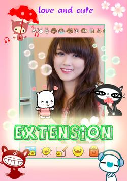 sticker emotion photo 2015 screenshot 20