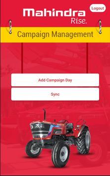 Campaign Management poster
