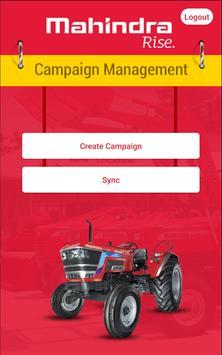 Campaign Management apk screenshot