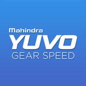 Mahindra YUVO gear App icon