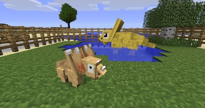 Dinosaurs Mods For MCPE screenshot 14