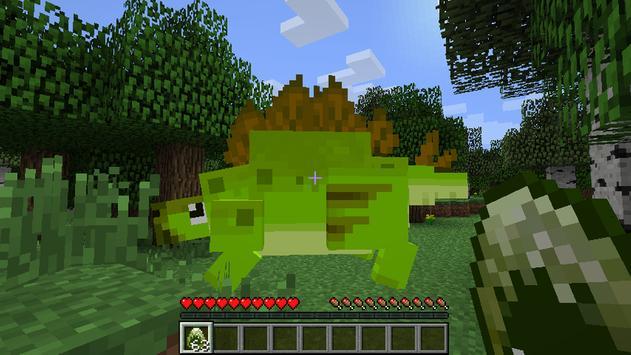 Dinosaurs Mods For MCPE apk screenshot