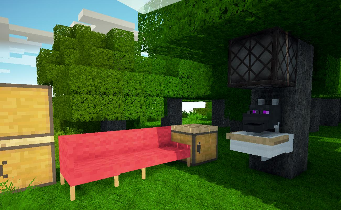 Android Games Room Minecraft Mods
