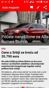 Auto magazin apk screenshot