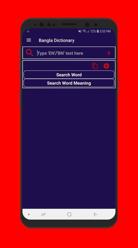 bangla to english dictionary apps
