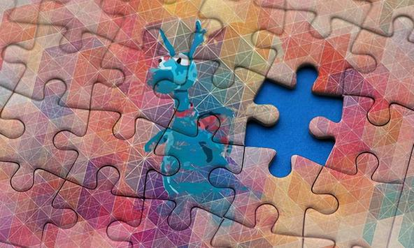 Toy Doc Jigsaw Puzzle Painting screenshot 2