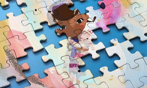 Toy Doc Jigsaw Puzzle Painting screenshot 3