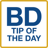 BD Tip of the Day icon