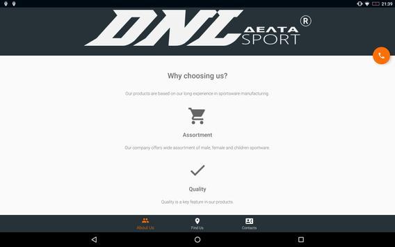 DNL ΔΕΛΤΑ SPORT screenshot 1