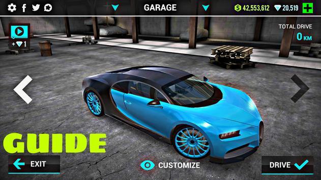 Guide Of Ultimate Car Driving Simulator poster