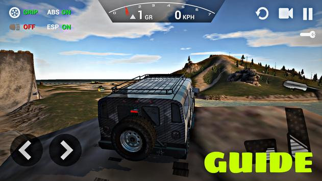 Guide Of Ultimate Car Driving Simulator apk screenshot