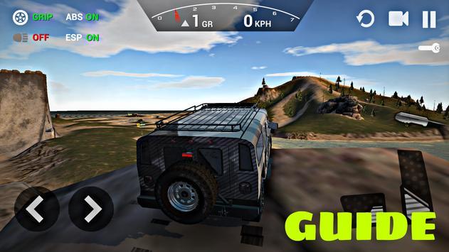Guide Of Ultimate Car Driving Simulator screenshot 4
