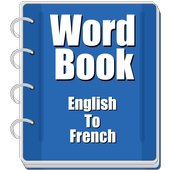 Word Book English to French icon