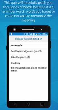 Eng to Afrikaans Common Words apk screenshot