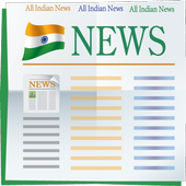 Indian All news paper icon