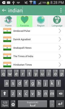 Indian All news paper screenshot 4