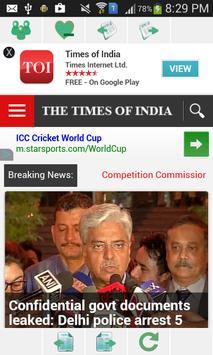 Indian All news paper screenshot 5