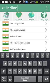 Indian All news paper screenshot 3