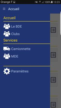 BDE ECN apk screenshot