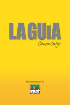 Revista La Guia poster