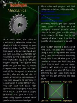 Drumming Innovation Magazine screenshot 4