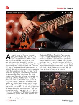 ibass magazine apk screenshot