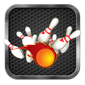 Bowling 3d Strike icon