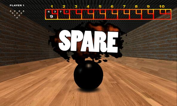 Bowling 3d Strike apk screenshot