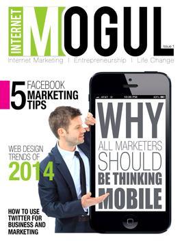 Internet Mogul Magazine screenshot 11