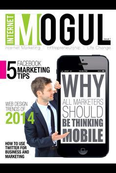 Internet Mogul Magazine screenshot 1
