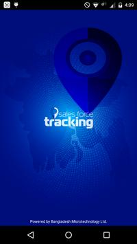 Sales Force Tracking poster