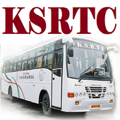 KSRTC Bus Booking & Timing icon