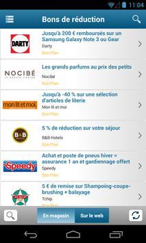 BDR - Bons-de-Reduction.com poster