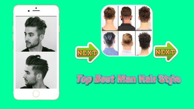 Men's Hairstyles 2017 poster