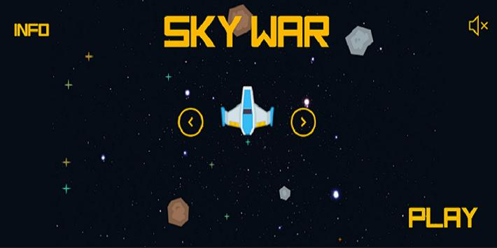 War in Sky for Survive poster