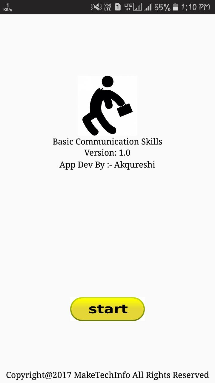 Communication Skills Notes for rgpv - Be/BTech for Android - APK