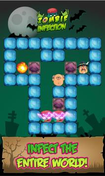 Infection Of Zombie: Block World Flip Challenge poster