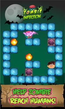 Infection Of Zombie: Block World Flip Challenge screenshot 3