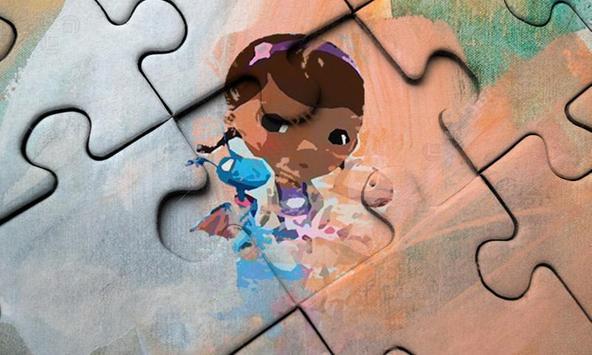 Fun Kids Doc Puzzle Jigsaw screenshot 6