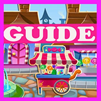 Free Guide Candy Crush Saga poster