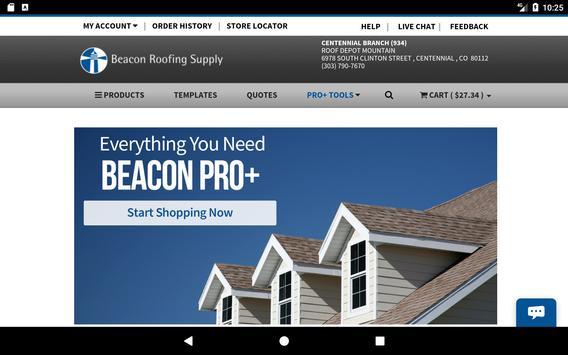 Beacon Pro+ screenshot 5