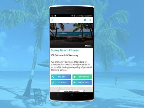 Sunny Beach Fitness screenshot 1