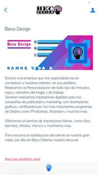 Beco Design apk screenshot