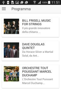 Mantova Jazz screenshot 1