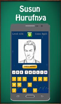 Quiz Artis Indonesia apk screenshot