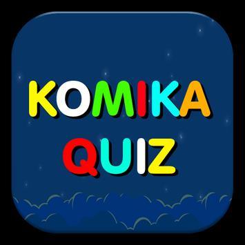 Cerdas Cermat Komika Quiz poster