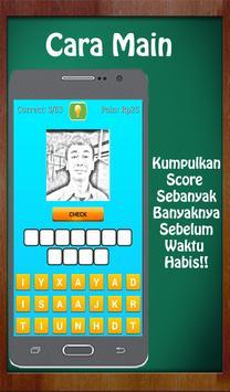 Cerdas Cermat Komika Quiz apk screenshot