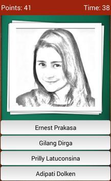 Tebak Artis Indonesia apk screenshot