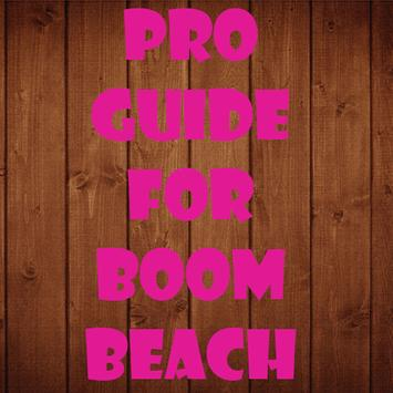 Pro Guide for Boom Beach poster