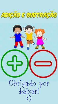 Adição Subtração para Crianças screenshot 5